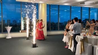 Carina wedding_qut reception 1