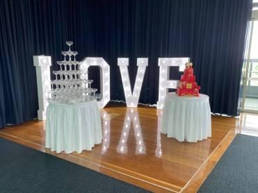 Carina wedding_qut reception