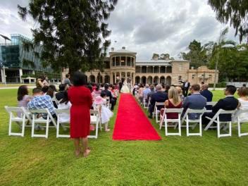 Carina wedding_QUT